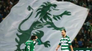 Los lisboetas no fallaron y adelantaron al Braga