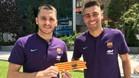 Lozano y Dyego ya posan con su nueva responsabilidad