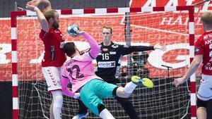 Ludovic Fabregas se fajó durante todo el partido
