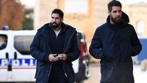 Luka y Nikola Karabatic, camino de la Corte de Apelación de Montpellier