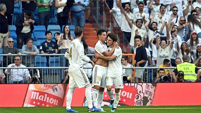 El Madrid también sufre ante el Granada