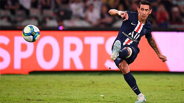 Di María alcanza las 50 asistencias en la Ligue 1