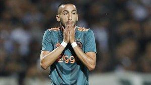 El marroquí seguirá siendo ajacied