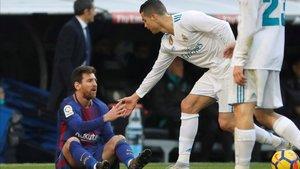 Messi obtiene una puntuación mejor que la de Cristiano