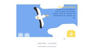 El nuevo Doodle de Google para la Tierra