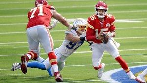 Patrick Mahomes fue el MVP del último Super Bowl