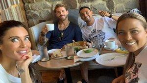Pilar Rubio y Sergio Ramos consumen su luna de miel en Costa Rica con Keylor Navas y Andrea Salas | Diario Gol
