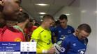 Pogba y Rooney, no se saludaron en el túnel