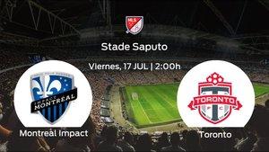 Previa del partido: Montreal Impact - Toronto FC