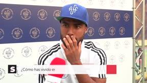 Rafinha repasa sus meses de lesión y quiere a Neymar en el Barça