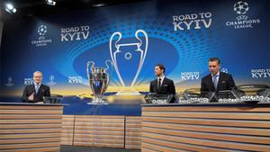 Ya se sabe dónde se podrán ver los partidos de Champions por TV