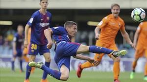 Sergi Palencia podría salir cedido la próxima temporada