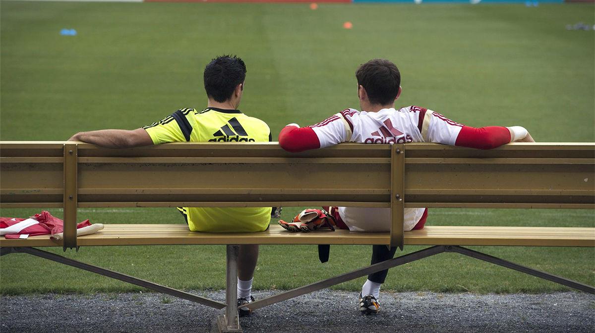 Tal Día Como Hoy - Casillas y Xavi se despidieron de LaLiga hace cinco años