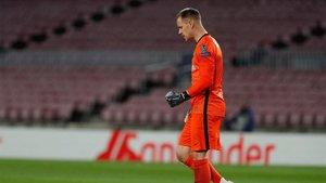 Ter Stegen fue el mejor del Barça