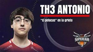 Th3Antonio, directo a la final
