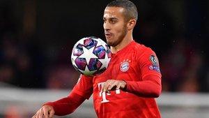 Thiago es uno de los faros de este Bayern