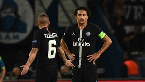 Verratti criticó la actitud de algunas de las estrellas del PSG