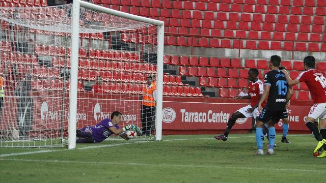 Video resumen: Nàstic - Lugo (1-1*) - 1/64 Copa del Rey