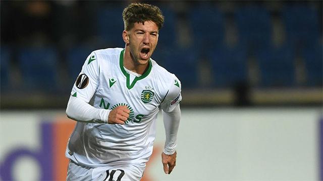 Vietto marcó de cabeza el gol del honor ante el Istanbul