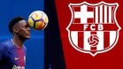 Yerry Mina podría debutar en el Camp Nou