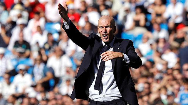 Zidane, sobre el gol de Hazard: Esperemos que sea el primero de muchos