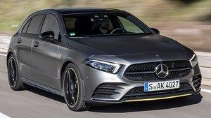 Mercedes-Benz Clase A.