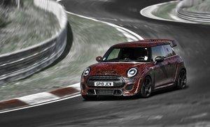 El Mini John Cooper Works 2020, desvelado en las 24 Horas de Nurburgring