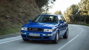 Audi RS 2 Avant, el pionero.