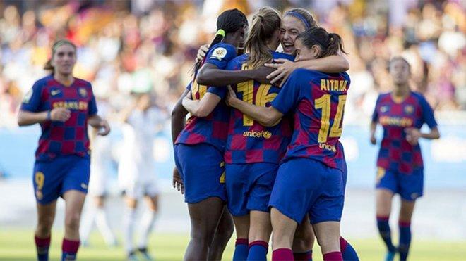 El Barça quiere que la fiesta en Vallecas sea azulgrana