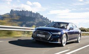 Probamos el nuevo Audi S8