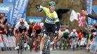 El alemán Schachmann gana la tercera etapa de la Itzulia 2019