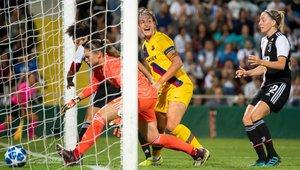 Alexia puso el 0-1 en el Giuseppe Moccagatta