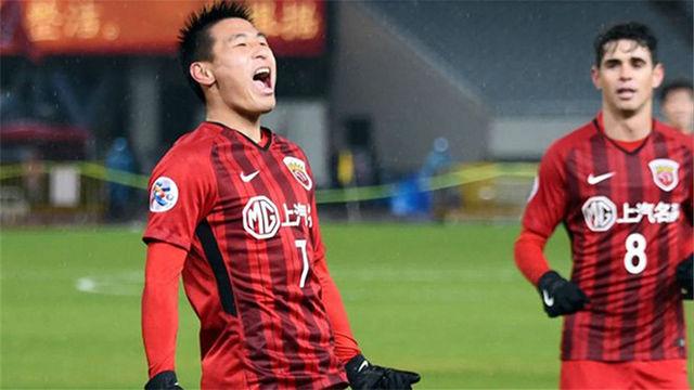 Así juega Wu Lei, la estrella china que reforzará el Espanyol