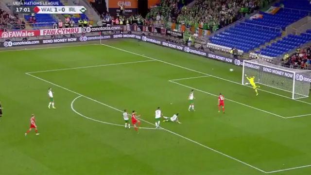 Bale sigue en estado de gracia: golazo con Gales