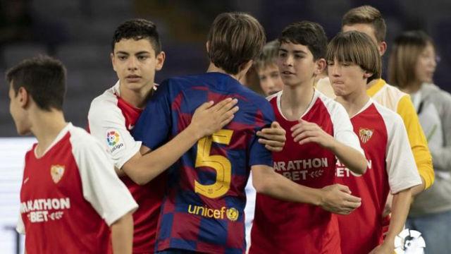 El Barça cae en los penaltis ante el Sevilla