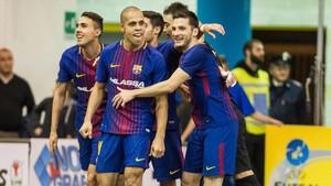 El Barça Lassa luchará por su tercera Copa de Europa