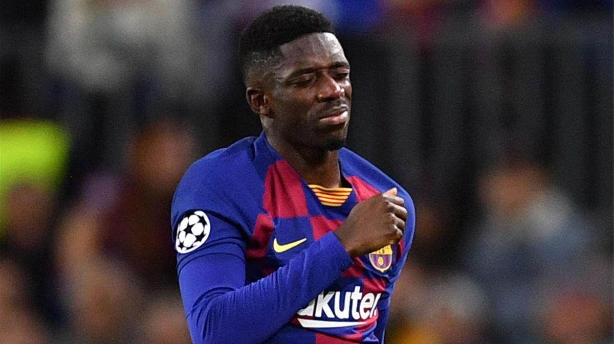 El Barça pondrá a Dembélé en el mercado