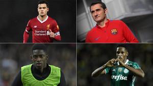 El Barça de Valverde tendrá caras nuevas