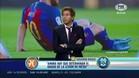 En FOX Sports, el seleccionador argentino EdgardoBauza criticó al Barça por no cuidar a Leo Messi