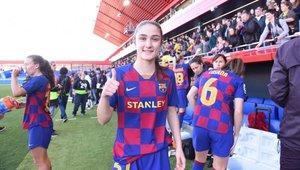Bruna Vilamala seguirá en el FC Barcelona
