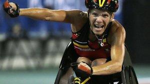 La campeona paralímpica Marieke Vervoort ha muerto tras practicarse la eutanasia