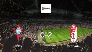 Celta suffers defeat against Granada with a 0-2 at Municipal de Balaidos