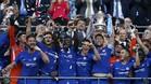 El Chelsea levantó la FA Cup