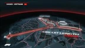 La F1 confirma el Gran Premio de Vietnam para abril de 2020