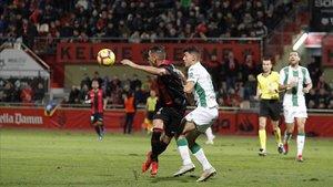 El Córdoba necesita una victoria para intentar escapar de la zona de descenso