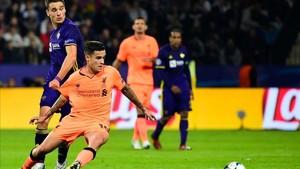 Coutinho solo quiere abandonar Anfield para recalar en el Camp Nou