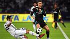 Cristiano Ronaldo durante la semifinal del MUndial de Clubes 2017 Al Jazira - Real Madrid