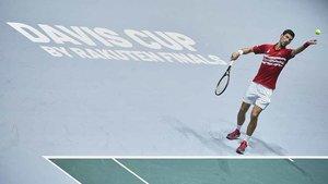 Djokovic se lució ante Paire