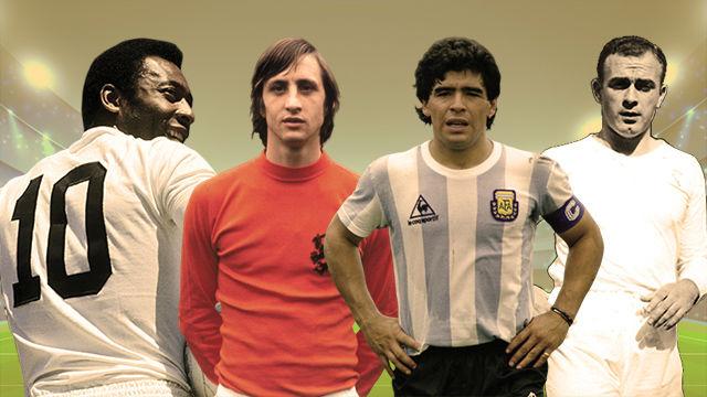 La edad a la que se retiraron los mejores futbolisats de la historia