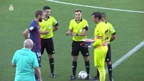 Empate a uno entre Espanyol y Huesca en el primer partido de pretemporada